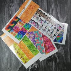 Цветные слайдеры