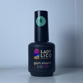 Gum elastic color 4