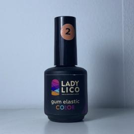 Gum elastic color 2