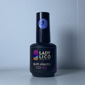 Gum elastic color 7