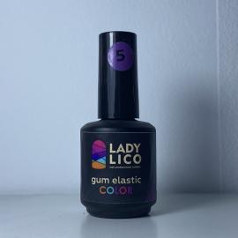 Gum elastic color 5