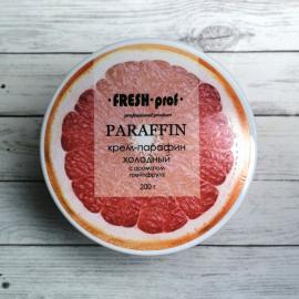 Холодный крем-парафин  Грейпфрут