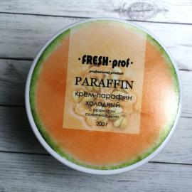 Холодный крем-парафин  Дыня