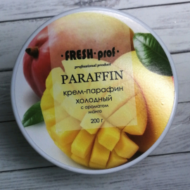 Холодный крем-парафин  Манго