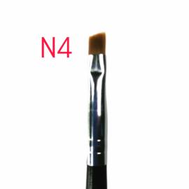 Кисть  для китайки N4